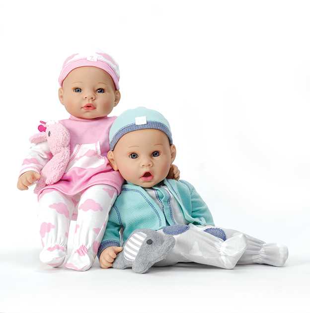 Middleton Doll Newborn Twins dolls