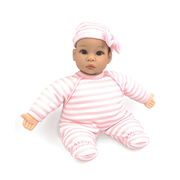 Little-Love-Essentials-Stripe-Sleeper doll