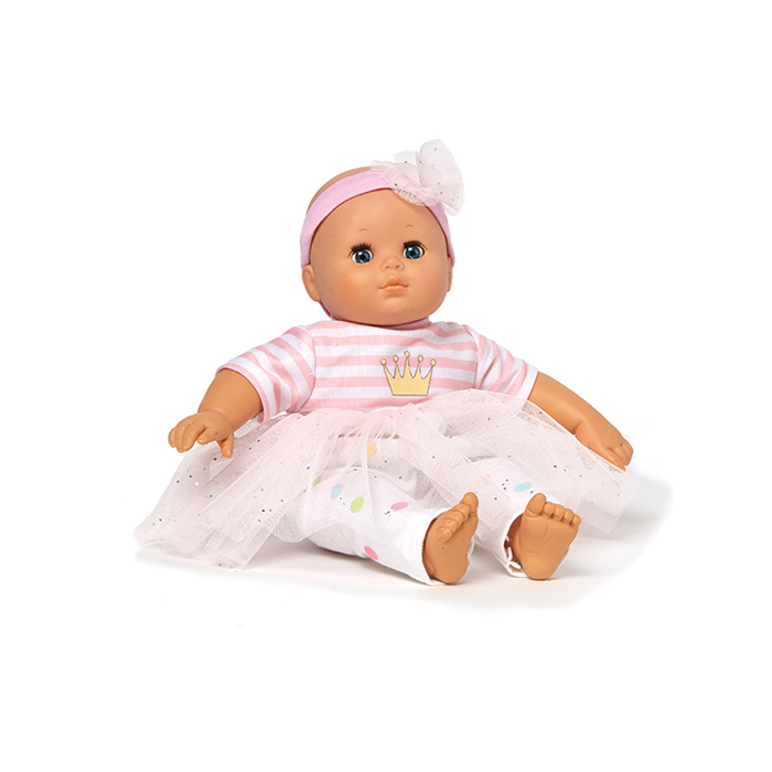 Babble Baby Pink doll