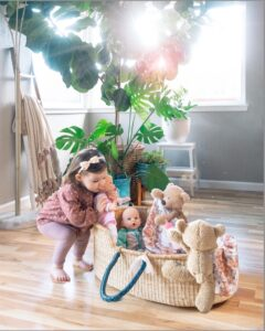 dolls for 3-4 years old