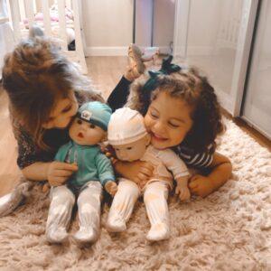 dolls develop emotional IQ