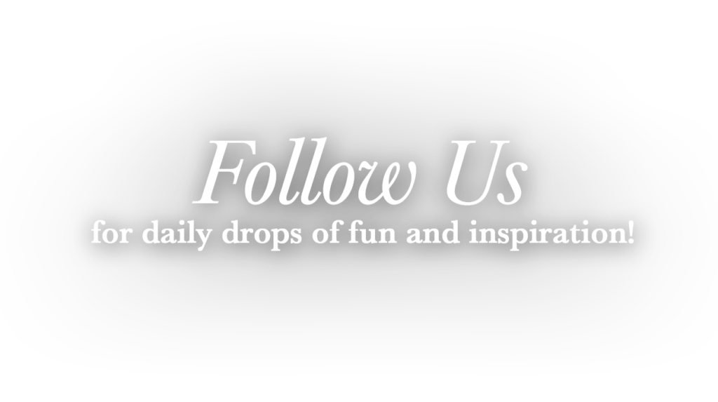 Follow us for inspiration
