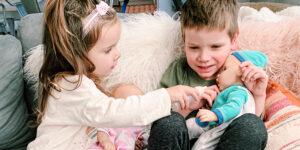 Developmental value of doll play
