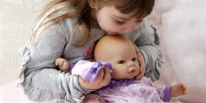 Creating Kindness Through Doll Play
