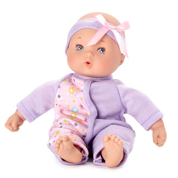Little Cuties Lavender Nurturing Doll