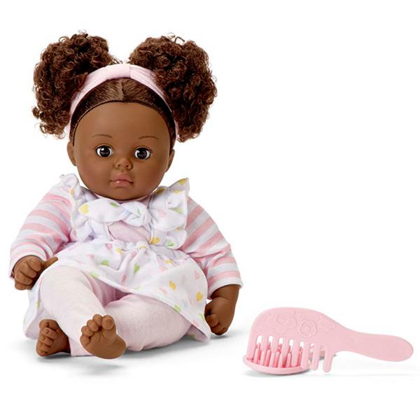 My Little Girl dark skin doll