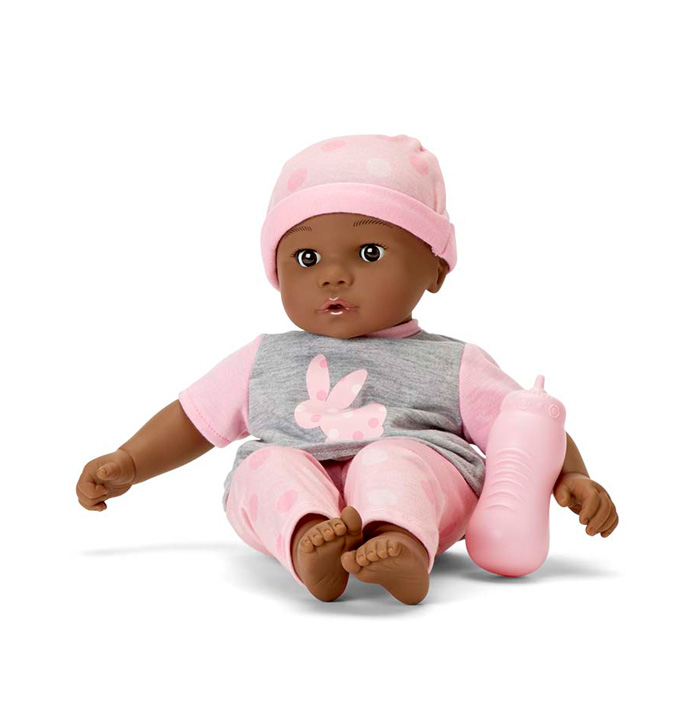 Sweet Smiles dark skin tone doll