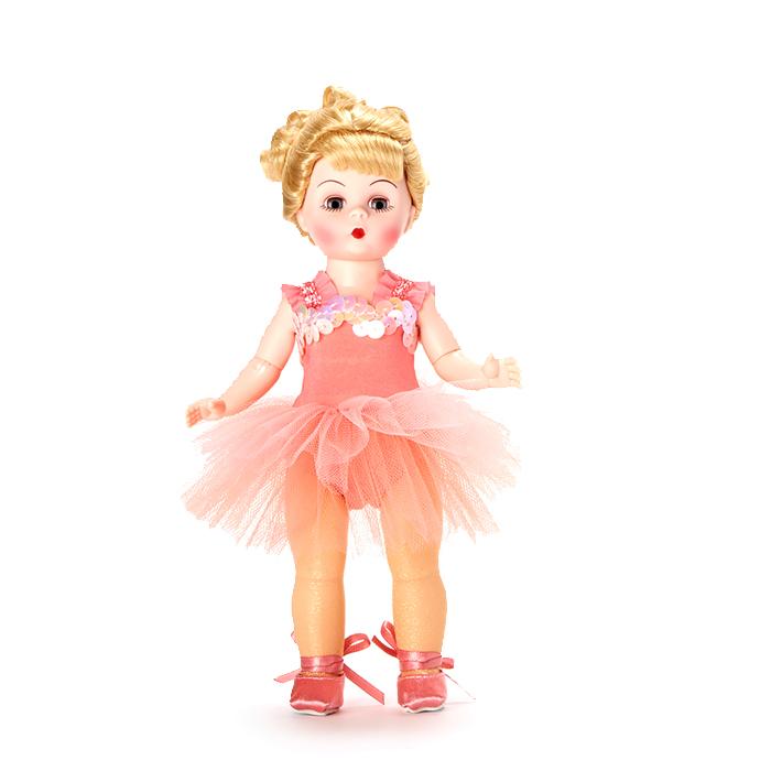 Blushing Ballerina - Light Skin Tone Collectible Doll
