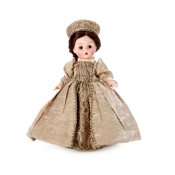 English Princess Collectible Doll