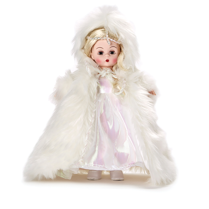 Ice Queen Collectible Doll