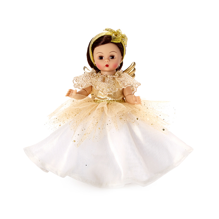Twinkling Star Angel Collectible Doll - Brunette