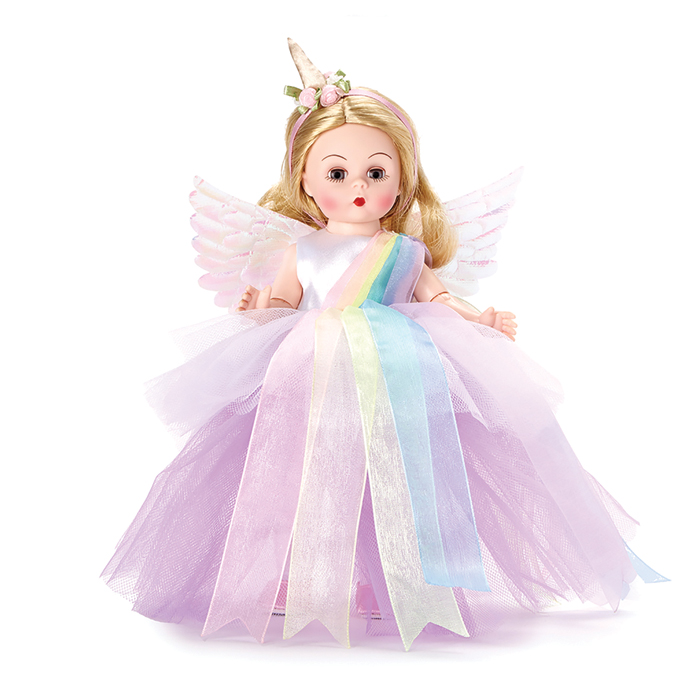 Unicorn Fairy Collectible Doll