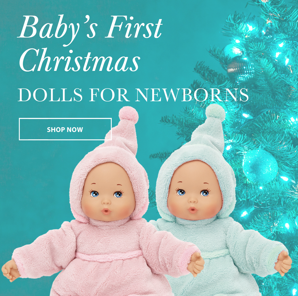 Click to shop for Baby's First dolls