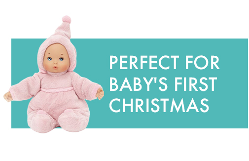 Click to order for Baby's First Christmas