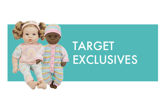 Click to order Target Exclusive dolls