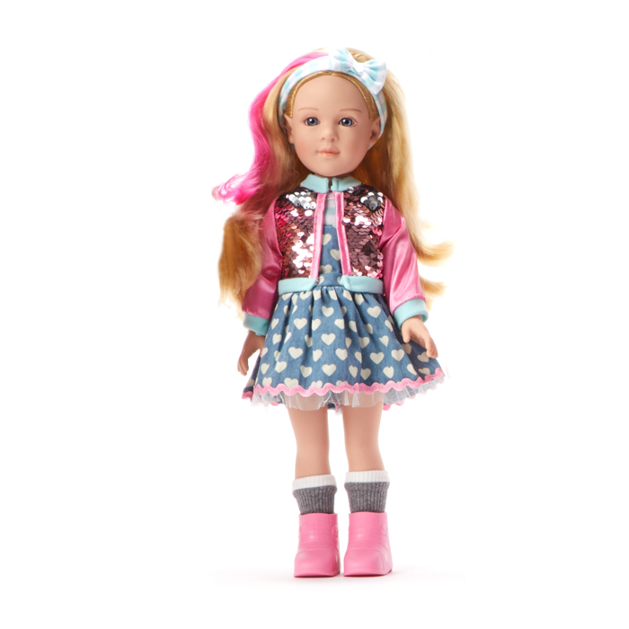 Kindness Club doll-Brooks
