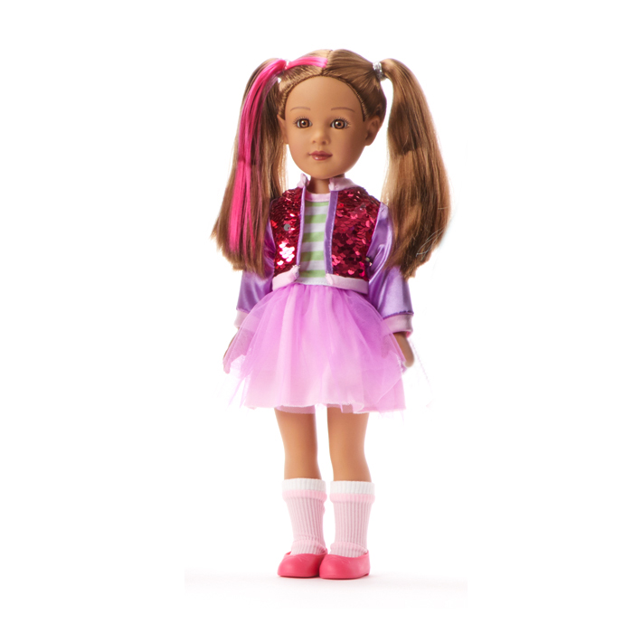 Kindness Club doll-Rosa
