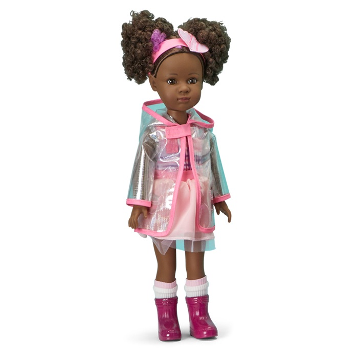 Kindness Club doll-Zola