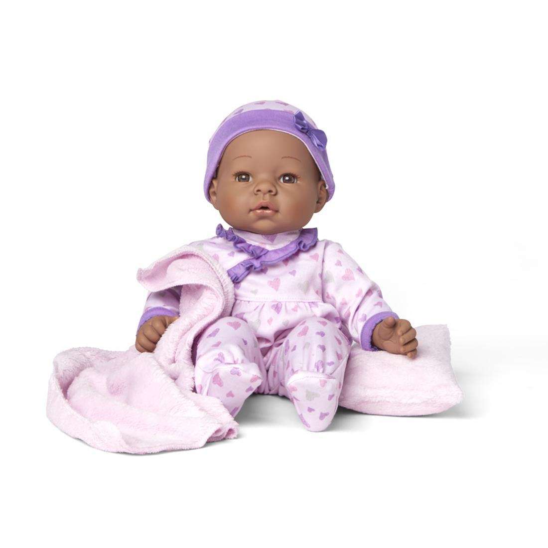 Lavender Sleeper Set dark skin